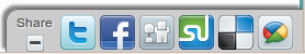 Share toolbar